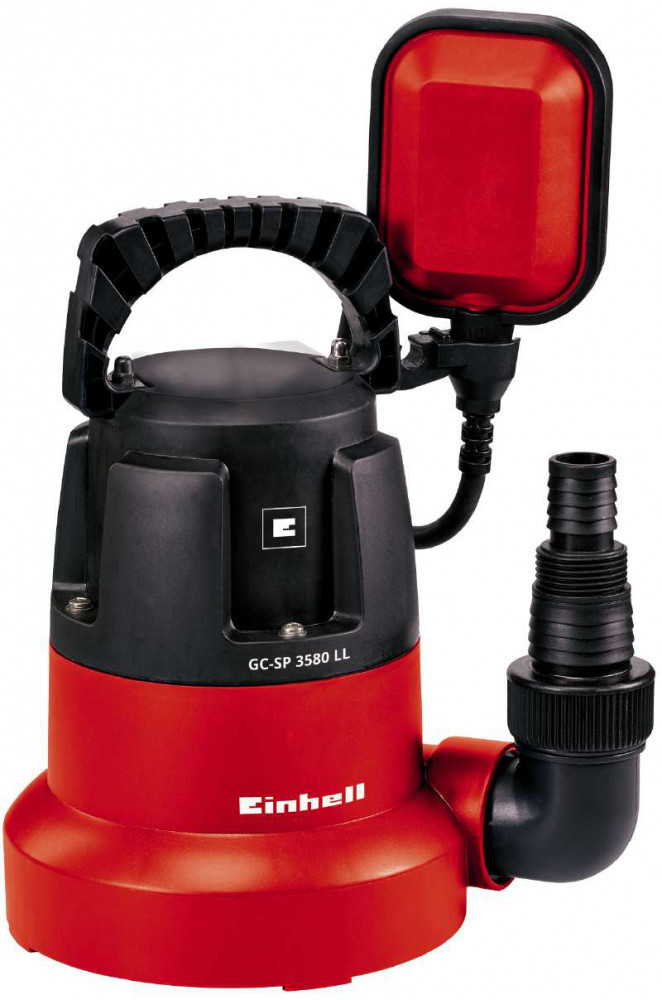 Насос для чистой воды  350 Вт / 8000 л/час Einhell GC-SP 3580 LL