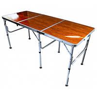 Стол складной тройной RA 1815, фото 1