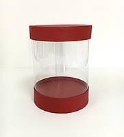 Прозора коробка (акваріум) h16/d16, фото 1