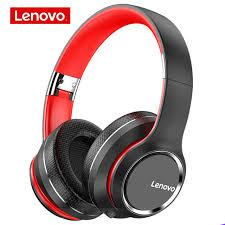 Bluetooth наушники Lenovo HD200 Black