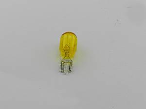 Лампа поворотов без цоколя, 10W, желтая