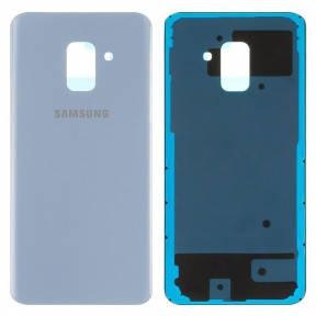 Задня кришка Samsung A530F Galaxy A8 (2018) сіра, фото 2
