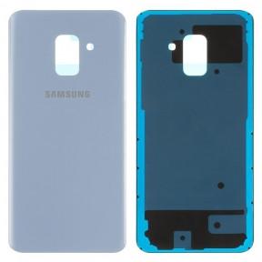 Задня кришка Samsung A530F Galaxy A8 (2018) сіра