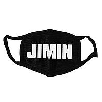 Маска тканевая Geekland Кей поп Чимин K-pop Jimin чёрная MS 022