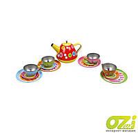 Детский игровой набор посуды 831112-В