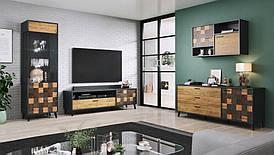 Модульная мебель-комплект SOUL 4 антрацид (CAMA)