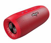 Беспроводная Bluetooth колонка Zealot S16 стереозвук HiFi (Красный)