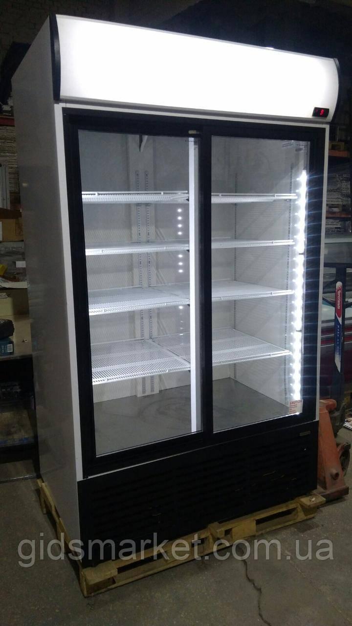 Холодильник двухдверний Klimasan 1300 L  л. новый, купить холодильник для напитков