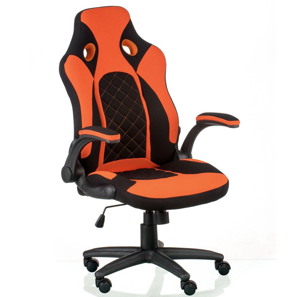 Кресло Special4You Kroz black/red