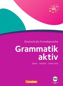 Grammatik: Grammatik aktiv A1-B1 mit Audio-CD