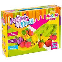 Набор для творчества Strateg Мистер тесто Mini Fruit, 22 элементов SKL11-237874