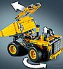 Конструктор Decool Карьерный грузовик 362 детали, фото 4