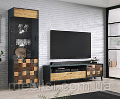 Модульная мебель-комплект SOUL 1 антрацид (CAMA)