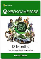 Подписка Xbox Game Pass на 12 месяцев (Xbox) | Все Страны
