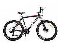 Горный велосипед Azimut Nevada Азимут Невада 26 дюймов D черно-красный