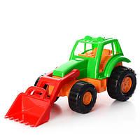 Детский Трактор с ковшем 03510