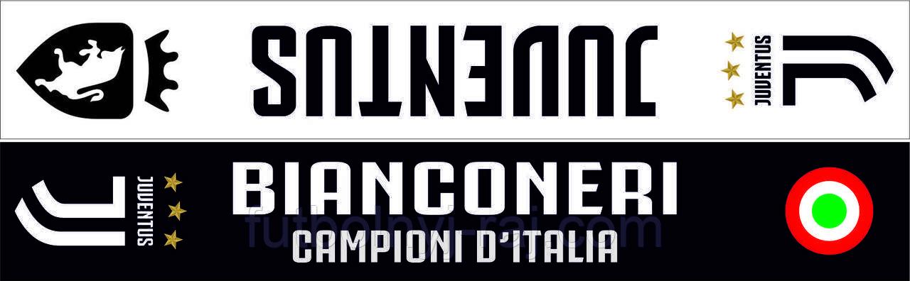 Шарф атласний FC Juventus