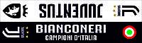Шарф атласный FC Juventus