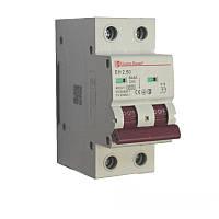 ElectroHouse Автоматический выключатель 2 полюса 50А