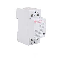 ElectroHouse Контактор модульний 2P 63A 220-230V IP20 2НО