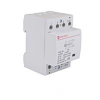 ElectroHouse Контактор модульный 63А 230V 4 нормально открытых контакта
