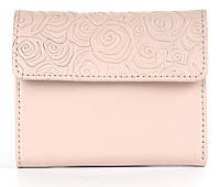 Жіночий шкіряний маленький якісний гаманець DeKOL art. Mia, фото 1