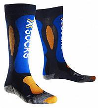Термоноски X-socks Ski Carving Silver Junior   розмір 31-34
