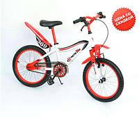 Велосипед детский 18 дюймов 141801-R, фото 1