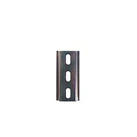 ElectroHouse DIN рейка длинна 75 мм. 4 модуля