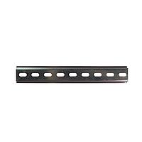 ElectroHouse DIN рейка длинна 225 мм. 12 модулей