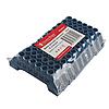 ElectroHouse Шина нульова ізольована на 6 отворів 100A IP20