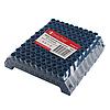 ElectroHouse Шина нульова ізольована на 10 отворів 100A IP20