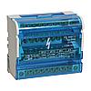 ElectroHouse Шина нульова в корпусі (крос-модуль) 4X11 125A IP20