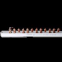 ElectroHouse Шина соединительная (гребенка) PIN 3P 100A 1.4*7