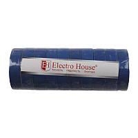 ElectroHouse Синяя изолента  17м
