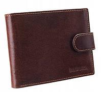 Шкіряний гаманець Badura RFID
