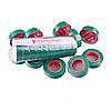 ElectroHouse Ізолента зелена 0,15 мм х 18мм х 17м
