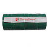 ElectroHouse Изолента зеленая 0,15мм х 18мм х 50м
