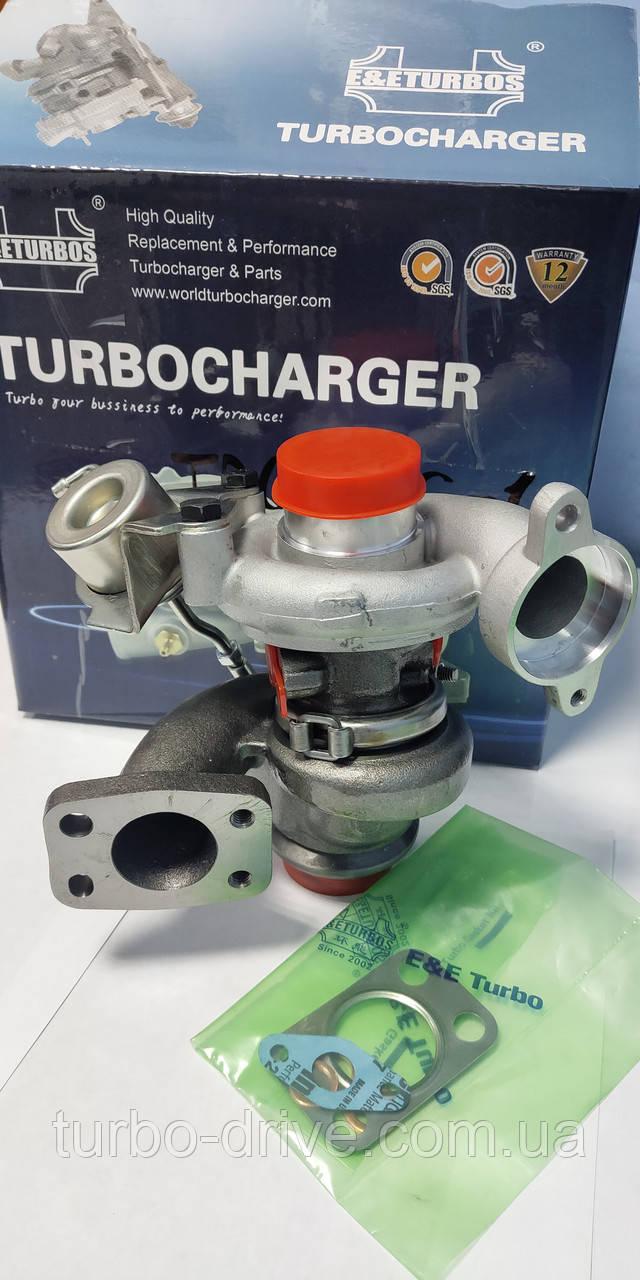 Нова Турбіна Peugeot Partner 1.6 HDI / 1.6 TDCi