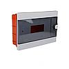 ElectroHouse Бокс пластиковий модульний для внутрішньої установки на 12 модулів