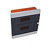 ElectroHouse Бокс пластиковый модульный для внутренней установки на 24 модулей
