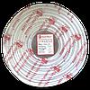ElectroHouse Телевізійний (коаксіальний) кабель RG-6U Cu 1,02 Cu білий ПВХ