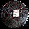 ElectroHouse Телевізійний (коаксіальний) кабель RG-6U CCS 0,75 без фольги чорний ПВХ