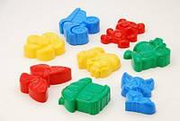 Детские формочки для песка Кроха №2