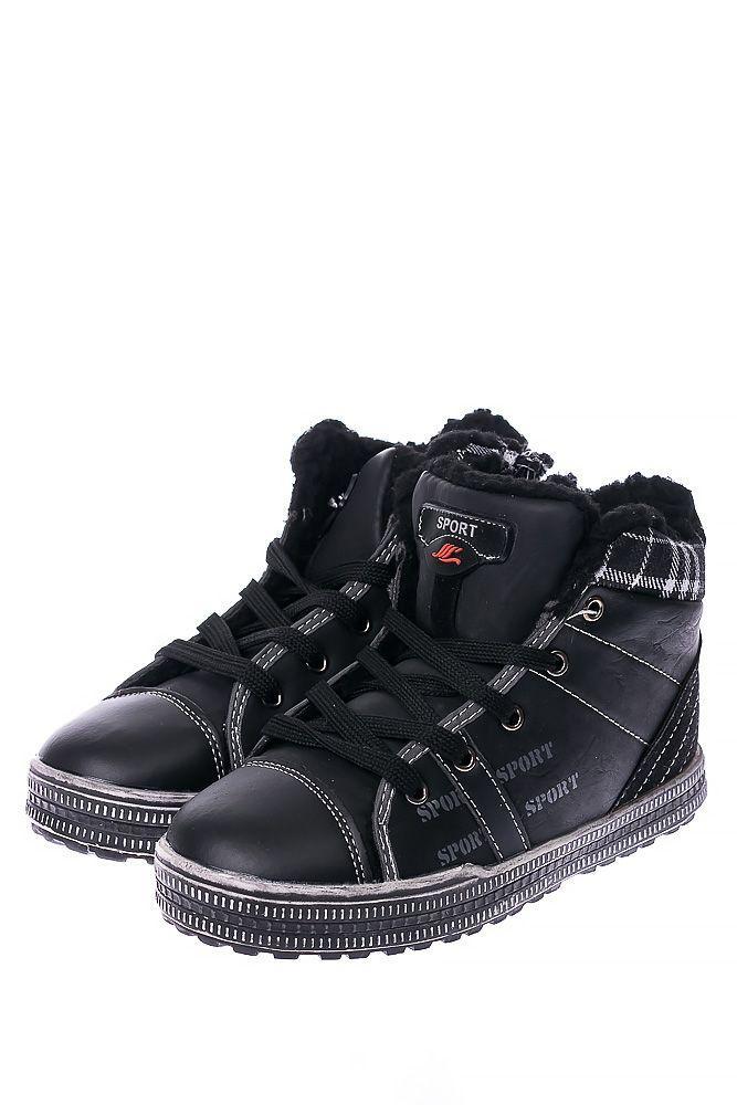 Ботинки на шнуровке 120PJA4393 junior