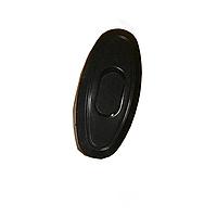 ElectroHouse Выключатель для бра черный