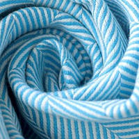 Слинг-шарф YARO SLINGS Yolka Toddler Blue (4,6 м)