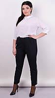 Стильные женские брюки Линда  очень большого размера