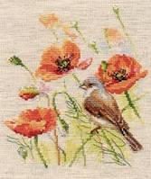 Набор для вышивки крестом Алиса 1-25 «Ремез»