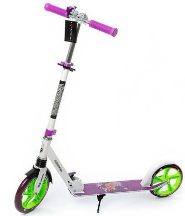 Самокат двухколесный для детей Amigo Sport Prime Super, фото 2